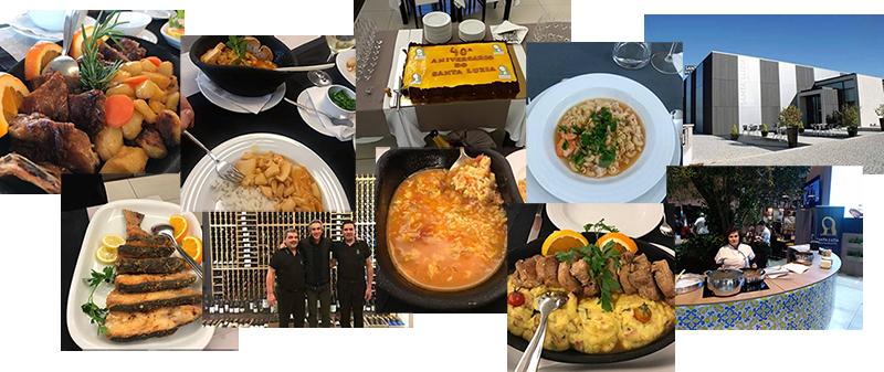 Instagram Restaurante Santa Luzia
