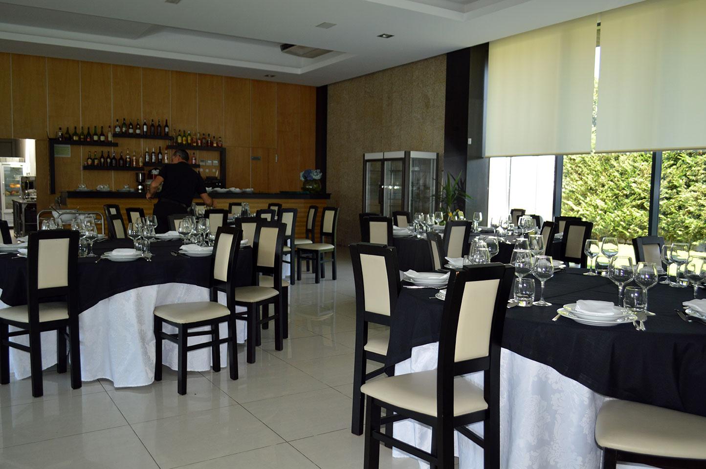 Restaurante Santa Luzia - Sala para Eventos